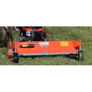 Front flail mower SCORPION 1600, Kubota