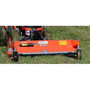 Front flail mower SCORPION 1600, B2, ST, L1, L2
