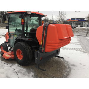 Grass and leaf collecting system GCD600C for BX231/BX261, Kubota