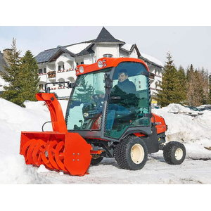 MANSILLA SAFETY CAB FOR F90 series, Kubota