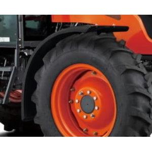 380mm laiused eesmised poritiivad traktorile M6060/7060, Kubota