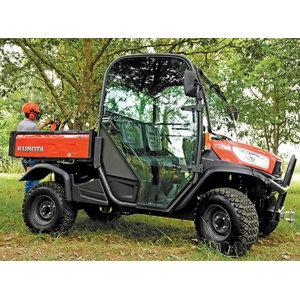 Kabiini Kit 2 - Uksed RTV X900, Kubota