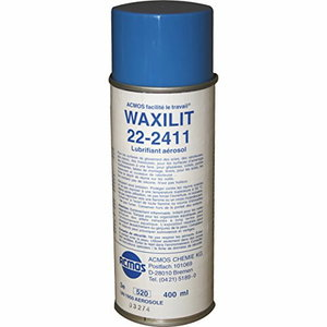 Lubrikaator WAXILIT 22-2411 spray 400ml, Acmos