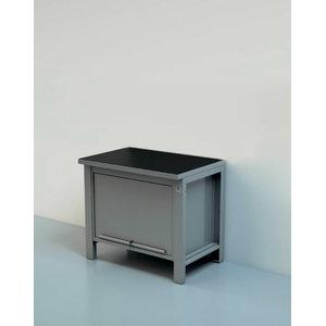 Workbench with sliding door & shelf 1M, Keen Space