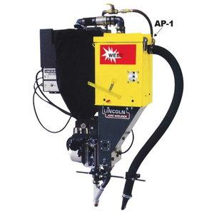 Flusa savākšanas sistēma AP-1, Lincoln Electric