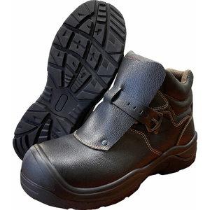 Apsauginiai batai suvirintojui Weld S3, juoda, Pesso