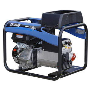 Suvirinimo generatorius  WELDARC 220 T, SDMO