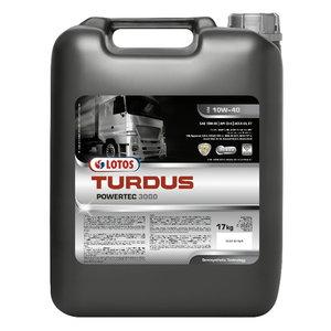 Motoreļļa TURDUS POWERTEC 3000 10W40, Lotos Oil