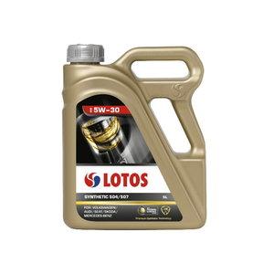 Mootoriõli LOTOS SYNTHETIC 504/507 5W30 4+1L, , Lotos Oil