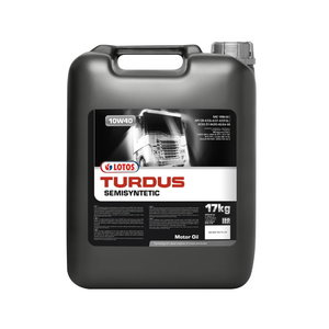 Motoreļļa TURDUS POWERTEC SEMISYNTHETIC 15W40 19L, Lotos Oil