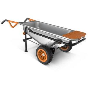 Multifunctional wheelbarrow Aerocart WG050, Worx