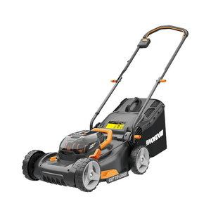 Battery lawnmower WG743E 2x20V, Worx