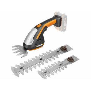Grass/Shrub Shear WG801E.9 bare tool, Worx