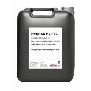 Hüdraulikaõli HYDRAX HLP 32 10L, Lotos Oil