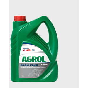 Traktora eļļa AGROLIS STOU PLUS 10W40 5L, Lotos Oil