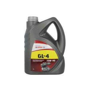 Transimsijas eļļa GL-4 75W90 5L, Lotos Oil