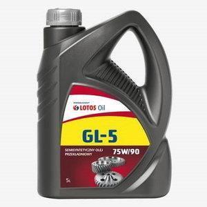 Transmissiooniõli GEAR OIL GL-5 75W90 5L, Lotos Oil