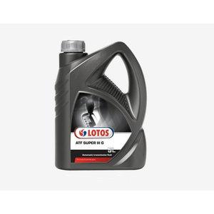 Automaatkasti õli ATF SUPER III G 5L, Lotos Oil