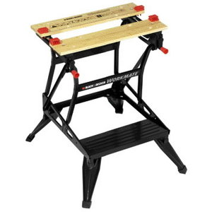 Workmate dual height workbench WM536, Black+Decker