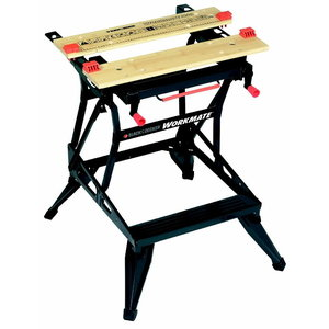 Darbastalis WM 550 Workmate, Black+Decker