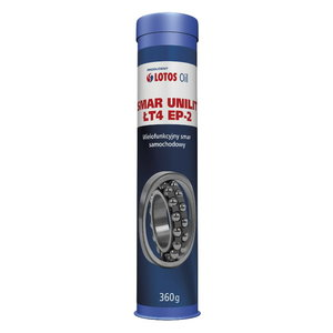 Plastinis tepalas UNILIT LT-4 EP-2 360g, Lotos Oil