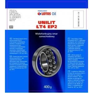 Smērviela UNILIT LT-4 EP-2 40kg, Lotos Oil