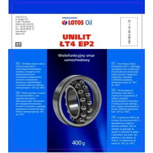 Grease UNILIT LT-4 EP-2 40kg, Lotos Oil