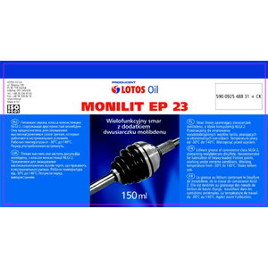Smērviela MONILIT EP 23 40kg, Lotos Oil