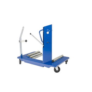 Wheel trolley for tractors WT1500, AC-Hydraulic