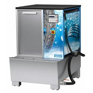 Riteņu mazgātājs  WULKAN 360 HP, KART