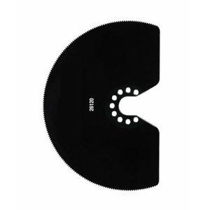 Multitööriista tera 103 mm, segment. HSS, Black+Decker