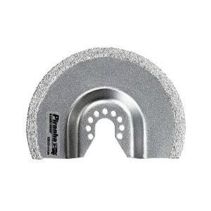 Multitööriista tera 92 mm, segment. Kõvasulamkattega, Black+Decker