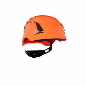 Kaitsekiiver SecureFit, ventileeritud, oranž X5507V-CE, , 3M