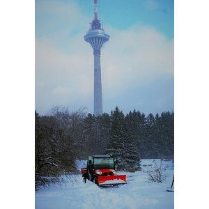 RTV X900 KOVA hydraulic snow plough kit