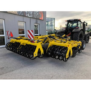 Disc harrow  SWIFTERDISC XO 5000 F, Bednar