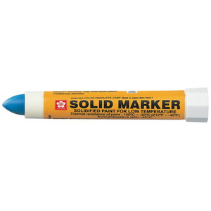 Marker Solid  Extreme blue, Sakura