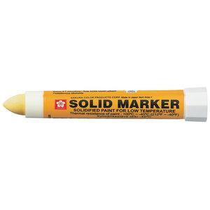 Marker SOLID LOW TEMPERATURE kollane, Sakura
