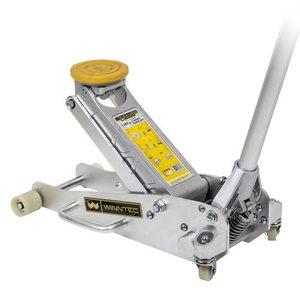 Garage Jack 1,35T, 80-375mm, ALU, Winntec