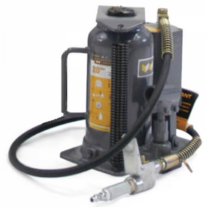 Pneumatic bottle jack 20T, , Winntec