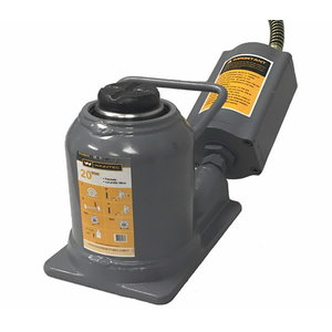 Pneumatic low profile bottle jack 20T, , Winntec