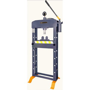 Hydraulic press 20T , 2-speed handpump, Winntec