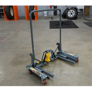 Wheel dolly SAFERGO, Winntec