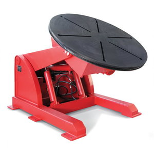 Welding positioner YHB 2, max load 2000kg, Javac