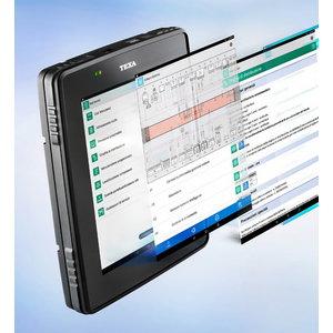 OBD testeri komplekt, Axone 5, Nano S, IDC5a Plus, Texa