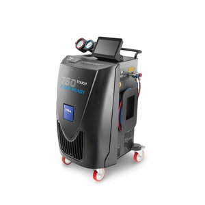 AC station Konfort 760 TOUCH for 1234yf gas, Texa