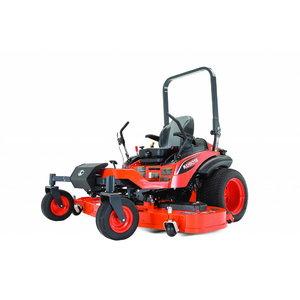 Nulles apgriešanās rādiusa mauriņa traktors ZD1211R 60R