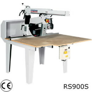 "MANUAL RADIAL ARM SAW ""RS900S"", Stromab"