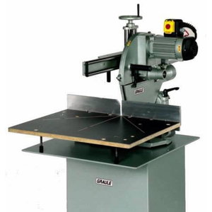 Radial Arm Saw ZS 170 - 3 kW, GRAULE