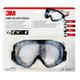 Kaitseprillid suletud läbipaistev polükarbonaat 2890S, 3M