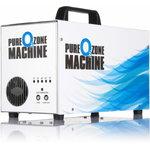 OZONE-generator machine, Spin